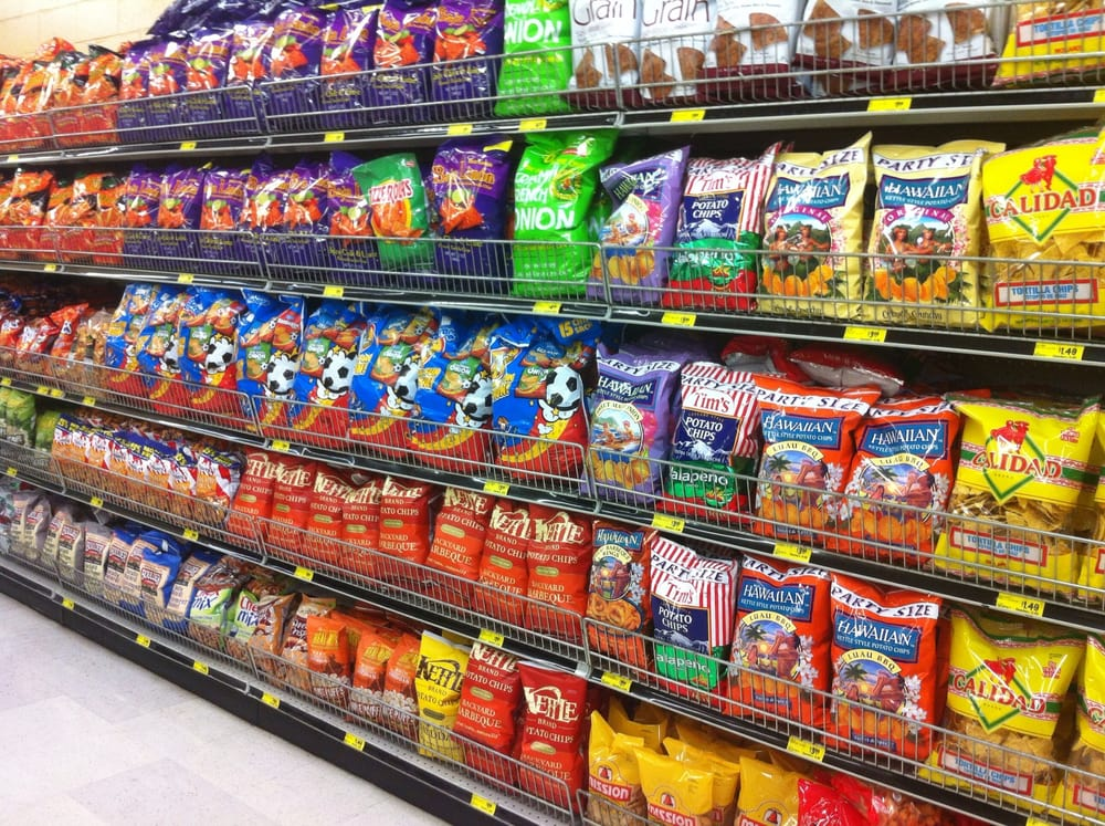 Chip Variety Packs
