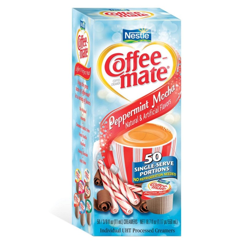 Coffee-Mate Peppermint Mocha Creamer | Snackoree.com