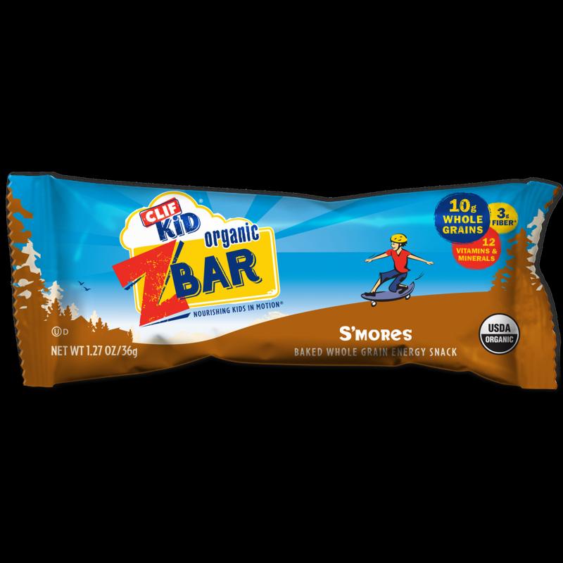 Clif Kid Z Bar S'mores - 1 27oz