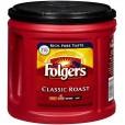 Folgers Classic Roast - 33.9oz