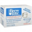 Brew Rite Coffee Filters - 1000 Count