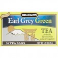 Bigelow Earl Grey Green - 20 bags/box