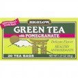 Bigelow Green Tea with Pomegranate - 20 bags/box