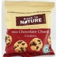 Back to Nature Mini Chocolate Chunk Cookies- 1.oz