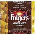 Folgers Gourmet Supreme - 42 Count (1.75oz)