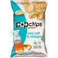 Pop Chips Salt & Vinegar - 0.8oz