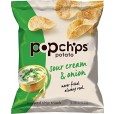 Pop Chips Sour Cream & Onion - 0.8oz