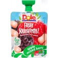 Dole Fruit Squish'ems Apple Mixed Berry - 3.2oz