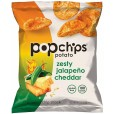 Pop Chips Zesty Jalapeño Cheddar - 0.8oz
