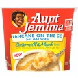 Aunt Jemima Pancake On The Go Buttermilk & Maple - 2.11oz