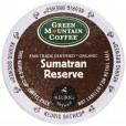 Green Mountain Sumatran Reserve K-Cups - 24 Count