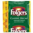 Folgers Decaf Classic Roast - 42 Count (1.5oz)