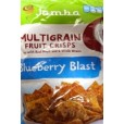 Jamba Multigrain Fruit Crisps Blueberry Blast - 1.5oz