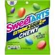 Sweet Tarts Extreme Sour Chewy - 6oz