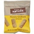 Back to Nature Honey Graham Sticks- 1oz