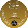 Cafe Escapes Chai Latte K-Cups - 24ct