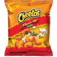 Cheetos Flamin' Hot Puffs Reduced Fat - 0.7oz