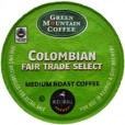Green Mountain Colombian Fair Trade Select K-Cups - 24ct