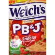 Welch's PB&J Strawberry Snacks - 0.8oz,4.25oz