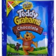Teddy Grahams Chocolate - 0.75oz
