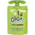 GoGo SqueeZ Apple Cinnamon Applesauce Pouch - 3.2oz
