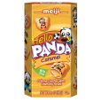 Meiji Hello Panda Caramel Creme Filled Cookies - 2.1oz