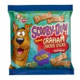 Scooby Doo Cinnamon Graham Cracker Sticks - 1oz