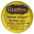 Celestial Lemon Zinger K-Cups - 24ct