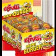 Efrutti Mini Burger Gummi Candy - 60 Count (.32oz)
