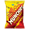 Munchies Flamin' Hot Reduced Fat - 0.875oz
