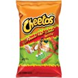 Cheetos Flamin' Hot Limon Crunchy - 2oz