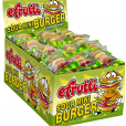 Efrutti Sour Mini Burger Gummi Candy - 60 Count (.32oz)