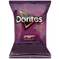 Doritos Spicy Sweet Chili Reduced Fat - 1oz