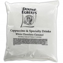 Douwe Egberts White Chocolate Caramel Cappuccino Mix - 2lb