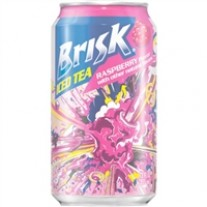 Brisk Iced Tea Raspberry - 12oz