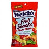 Welch's Fruit Punch Fruit Snacks - 2.25oz