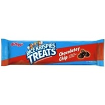 Rice Krispies Treats Chocolatey Chip - 2.9oz
