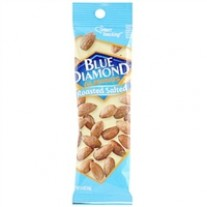 Blue Diamond Almonds Roasted Salted - 1.5oz