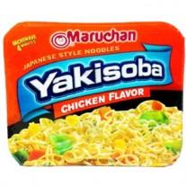 Maruchan Yakisoba Chicken Flavor - 4oz