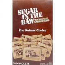 Sugar in the Raw - 200 Count