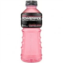 PowerAde Strawberry Lemonade - 20oz