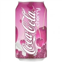 Coca-Cola Cherry - 12oz