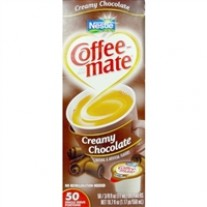 Coffee-mate Creamy Chocolate - 50 Creamers