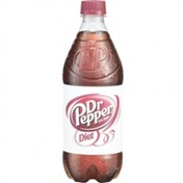Diet Dr. Pepper - 20oz