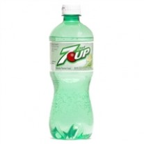 Diet 7-UP - 20oz