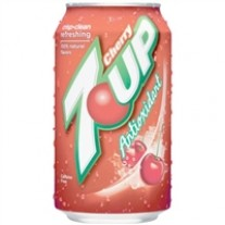 7-UP Cherry Antioxidant - 12oz