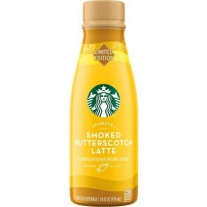 Starbucks Smoked Butterscotch Latte - 14oz