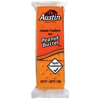Austin Cheese Crackers with Peanut Butter - 1.38oz