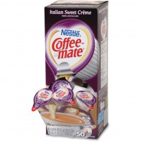 Coffee-Mate Italian Sweet Creme Creamers - 50 Count (0.38 fl oz)