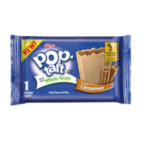 Pop Tart Frosted Cinnamon Whole Grain (1 Toaster Pastry) - 1.76oz